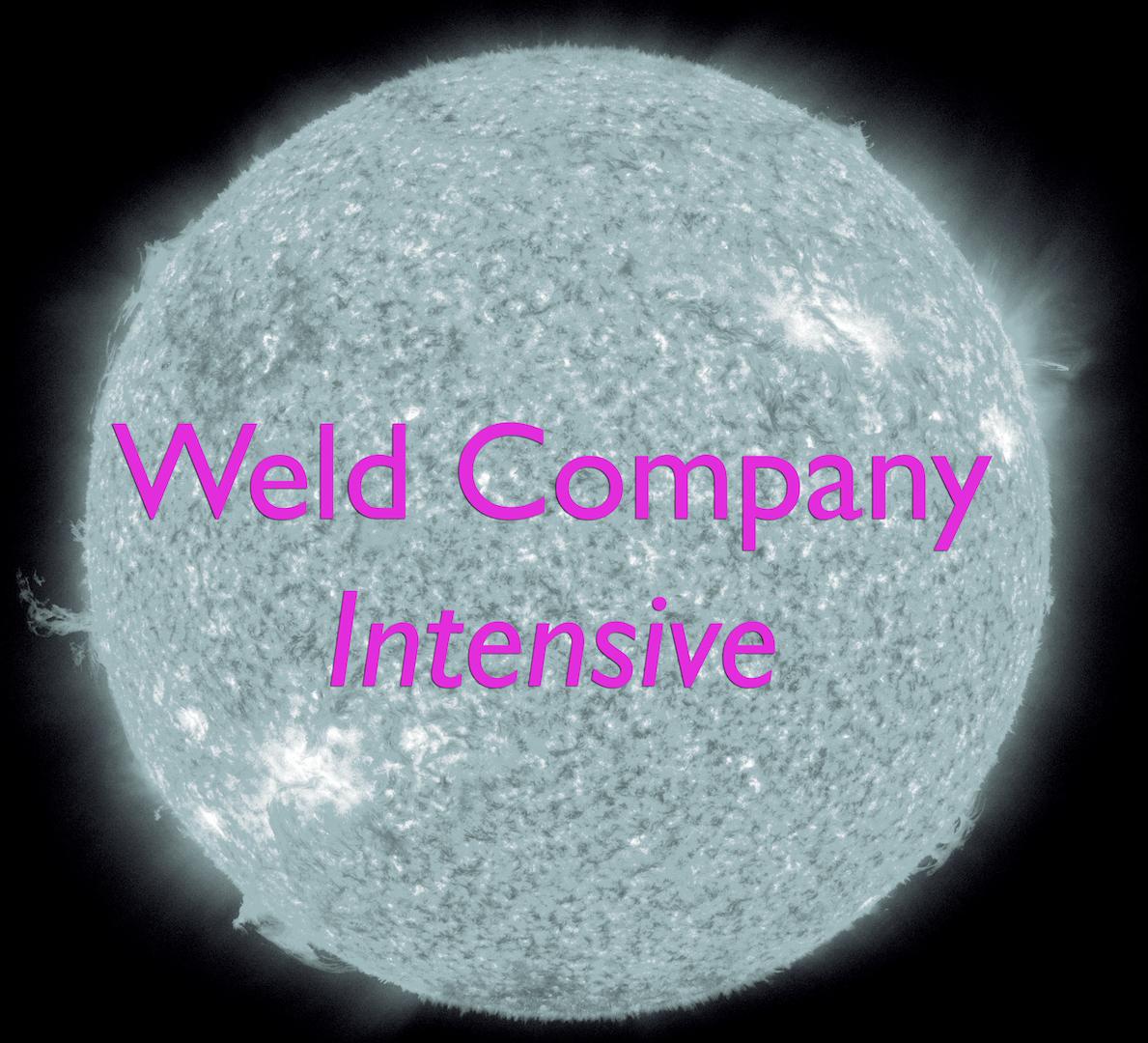 Weld Company Intensive