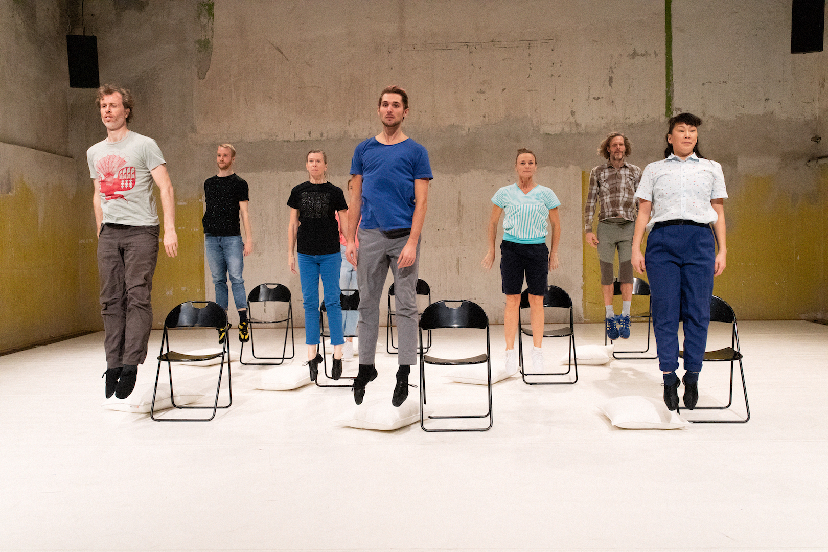 Yvonne Rainer + Weld Company: Again? What now?
